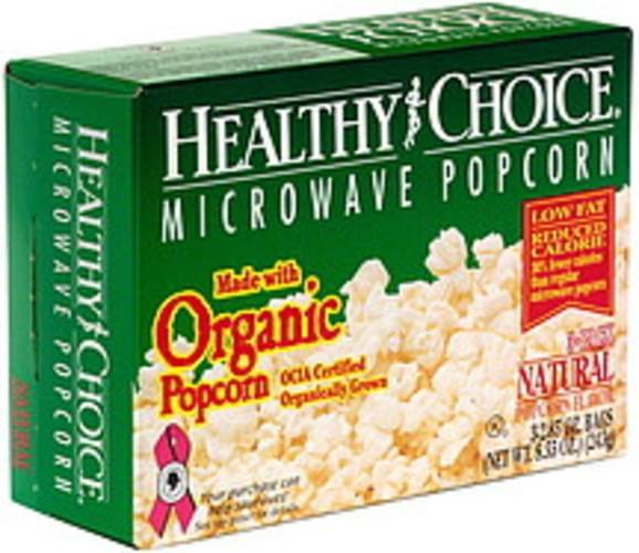 healthy choice natural microwave