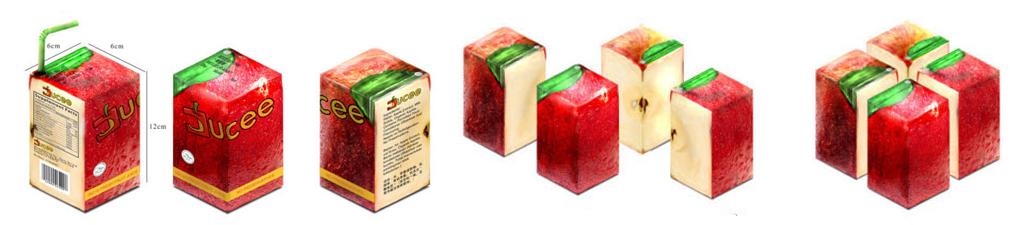 Jucee - juiece box - envases innovadores