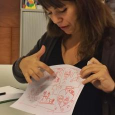 Dibuixar no és infantil, és innovació