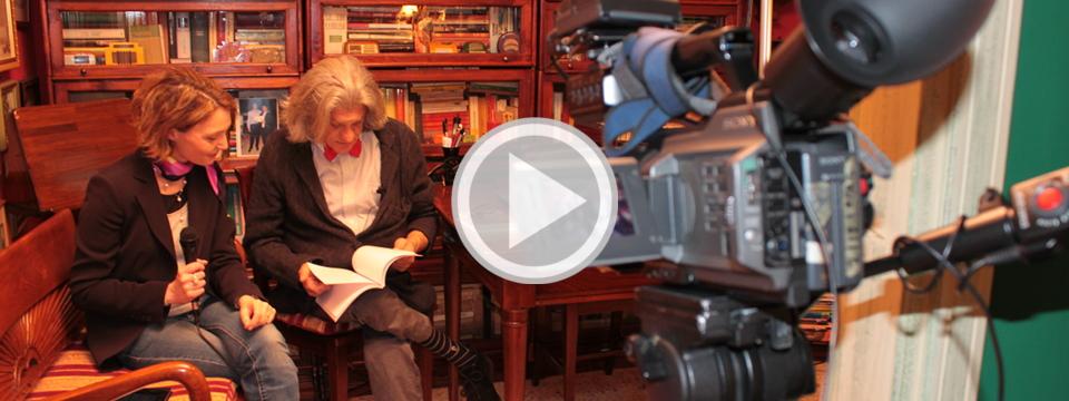 video intervista foglio