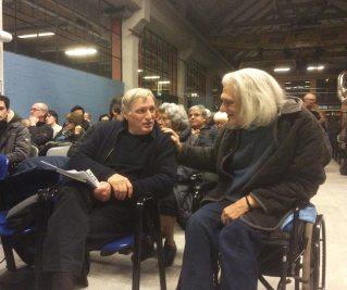 Innocente Foglio e Don Ciotti