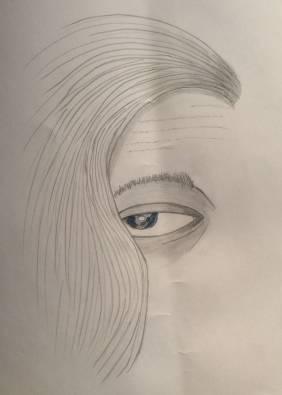 Ritratto eseguito da GIANNA SARTO