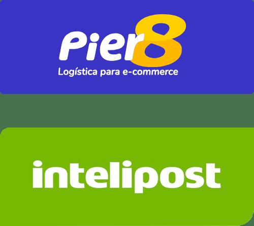 Pier8 + Intelipost