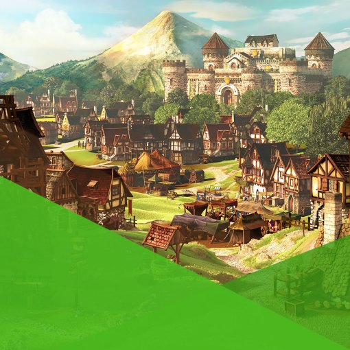 Browser Games and mobile games  Play now for free  Forge of Empires   City Building Strategy Game