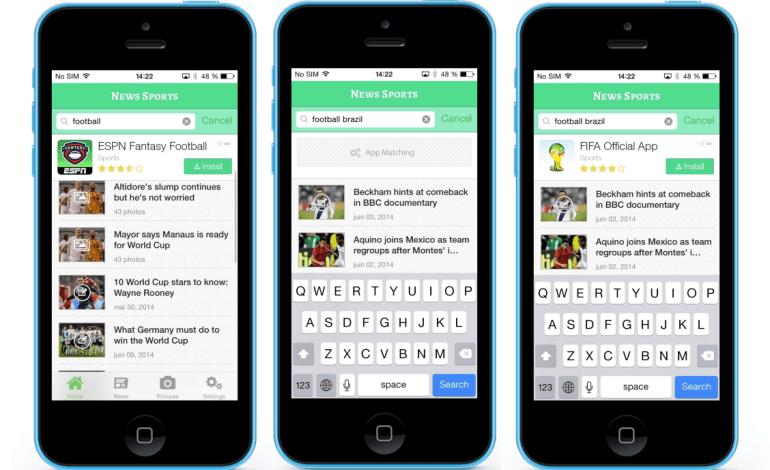MobPartner монетизирует поиск в приложениях