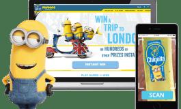Мобильные игры Chiquita с Миньонами