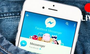 Facebook позволил общаться с компаниями на сайте через Messenger