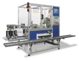 InnoTech-Montageanlage-Filtermodul