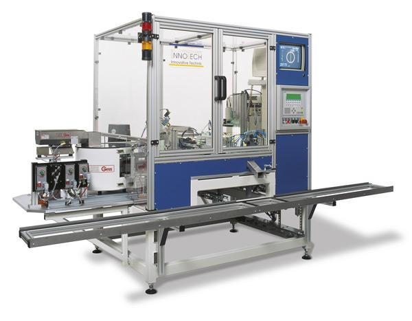 Vollautomatische Montagetechnik von InnoTech