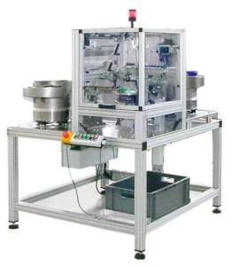 InnoTech Montageanlage Kunststoffteil