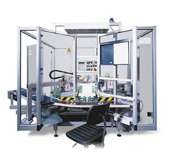 InnoTech Rundtaktautomat