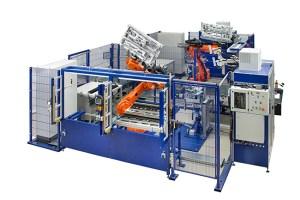InnoTech Vollautomatische Klebeanlage Automotive
