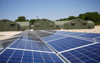 military bases climate change