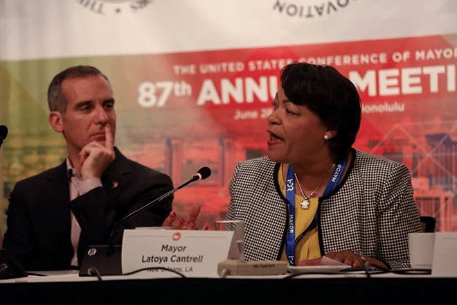 us mayors climate change