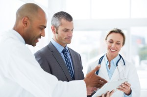 Instant access to patient records