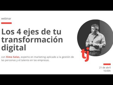 webinar   Los 4 ejes de tu transformación digital