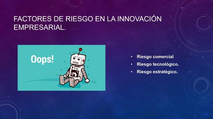 La innovación tecnológica como estrategia empresarial