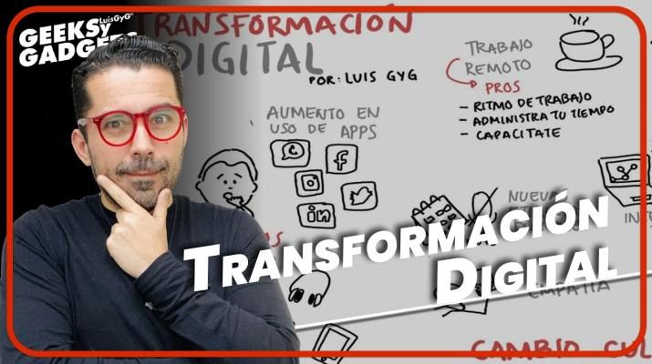 Transformación Digital en empresas y la nueva etiqueta digital.