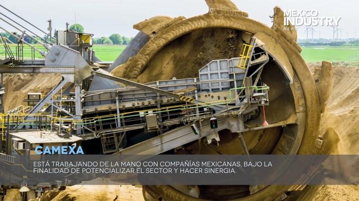 NOTA  CAMEXA INNOVACIÓN TECNOLÓGICA PARA EL SECTOR MINERO MEXICANO   SLP   DIC 2020