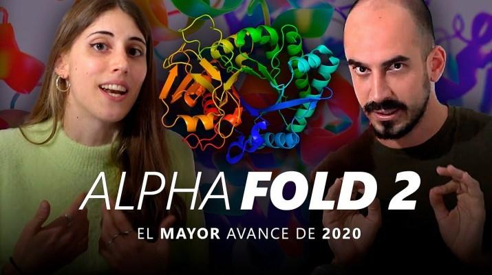¡La Revolución de la INTELIGENCIA ARTIFICIAL en BIOMEDICINA! (AlphaFold2) | Feat. @La Hiperactina