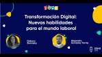 Zoho Live - Transformación Digital: Nuevas habilidades para el mundo laboral
