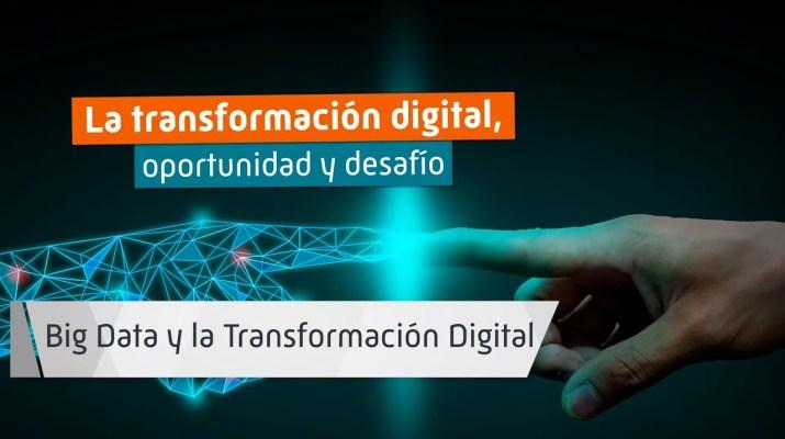 Qué es Big Data y para qué sirve en Transformación Digital