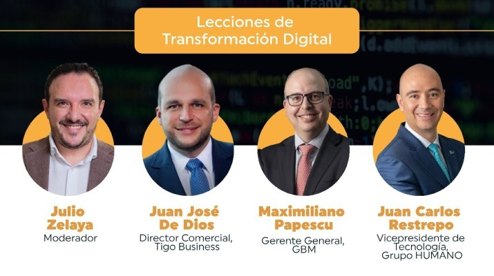 Transformación Digital | #TrainTheTrainer | Mentor Sessions con Julio Zelaya