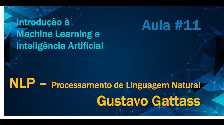 Minicurso de Introdução à Machine Learning e Inteligência Artificial - NLP