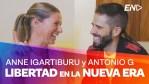 Anne Igartiburu entrevista a Antonio G sobre la Libertad en la Nueva Era de los Negocios Digitales