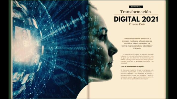 Revista Club ecommerce.online mes de Enero de 2021
