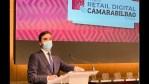 El Consejero Hurtado participa en la entrega de los Premios Retail Digital (14-101-2021)
