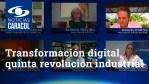 Transformación digital, inyección para la quinta revolución industrial