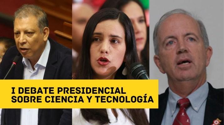 ANÁLISIS del DEBATE sobre CIENCIA y TECNOLOGIA (CILLONIZ, ARANA & MENDOZA)| #SíntesisPodcast