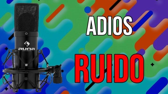 ELIMINA el RUIDO de tu micrófono con inteligencia artificial 🤖 FACIL, RAPIDO y GRATIS - RTX Voice