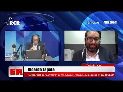 ENTREVISTA A RICARDO ZAPATA, RESPONSABLE DE LA DIRECCIÓN DE INNOVACIÓN TECNOLÓGICA EN EDUCACIÓN