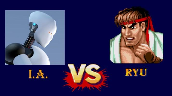 Inteligência Artificial aprende a jogar Street Fighter sozinha
