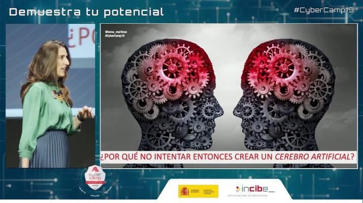 Los datos y la potencialidad de la #InteligenciaArtificial | #CyberCamp19
