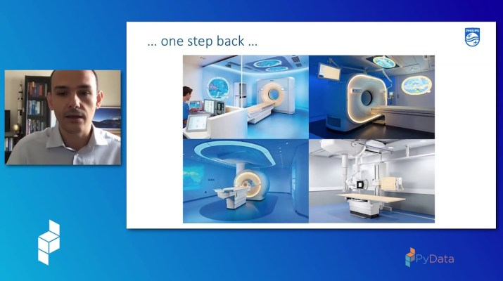 Nicola Pezzotti - Artificial intelligence to accelerate MRI scans - Philips & LUMC winners in the...