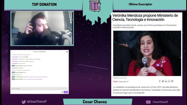 Se deberia crear un MINISTERIO DE CIENCIA, TECNOLOGIA e INNOVACION? Mi opinion | Cesar Chavez