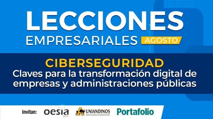 Ciberseguridad Claves para la transformación digital de empresas y administraciones publicas