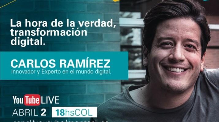 Transformación Digital, Carlos Ramírez Villa
