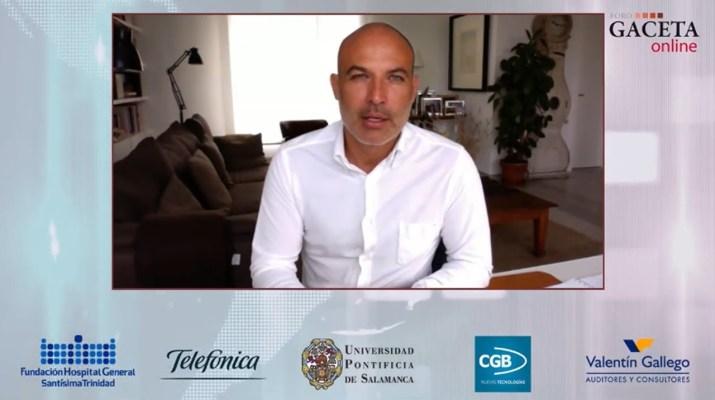 Transformación digital en las empresas en tiempos del coronavirus - Bernardo Hernández