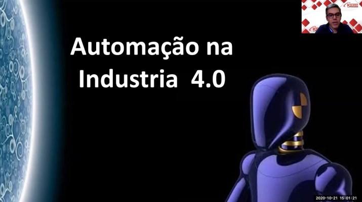 Automação na Indústria 4.0: Inteligência Artificial,  IoTs , Navegação Autônoma, Realidades virtuais