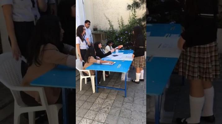 Elección Del Consejo Estudiantil del Colegio De Innovación Tecnologica Educativa CITE De Guatemala.