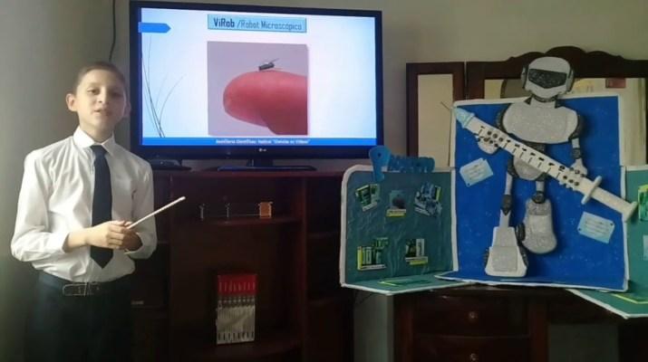 Innovaciones tecnológicas en el área de la Salud. Proyecto MEDICIBOT