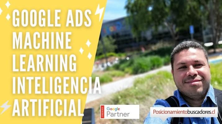 Inteligencia Artificial y Machine Learning en Marketing Digital - Google Ads