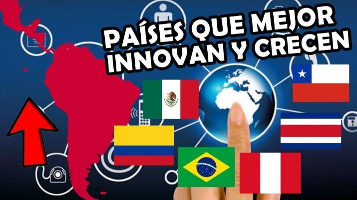 Los Países más Innovadores y Tecnológicos de América Latina 2021 ¿Desarrollados?   El Peruvian