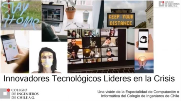 Webinar: Innovadores tecnológicos líderes en la crisis