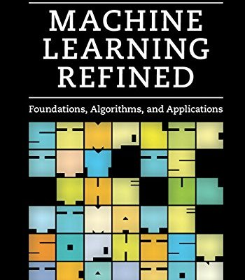 libro machine learning refined