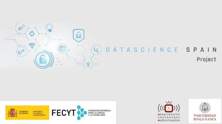 DataScience Spain. Estudiando la comunicación de la ciencia de datos en España